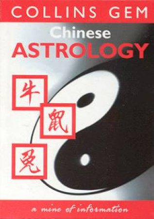 Collins Gem: Chinese Astrology by Various