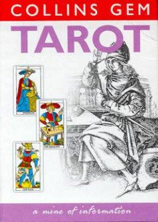 Collins Gem: Tarot by Rowenna Stuart