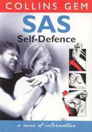 Collins Gem: SAS Self-Defence by Barry Davies