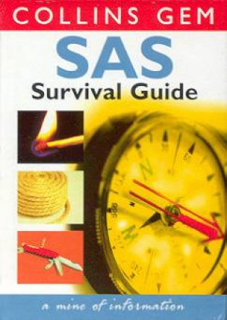 Collins Gem: SAS Survival Guide by John Wiseman