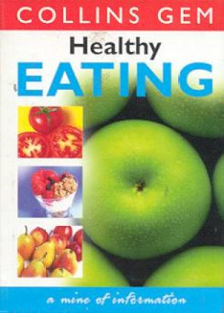 Collins Gem: Healthy Eating by Various