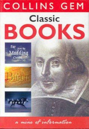 Collins Gem: Classic Books by Edwin Moore & Fiona Mackenzie Moore