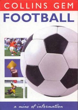 Collins Gem: Football by Various