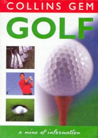 Collins Gem: Golf by Various