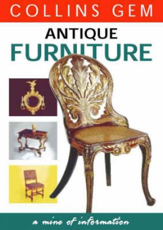 Collins Gem: Antique Furniture by Various