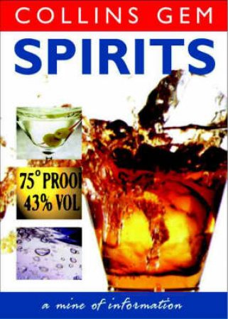 Collins Gem: Spirits by Various