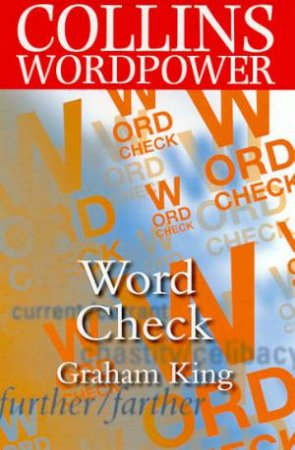 Collins Wordpower: Word Check by Graham King