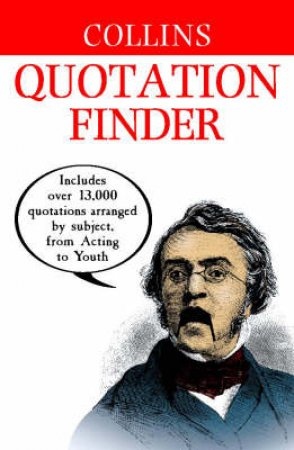 Collins Quotation Finder by Various