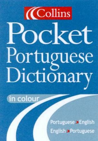 Collins Pocket Portuguese Dictionary by Various