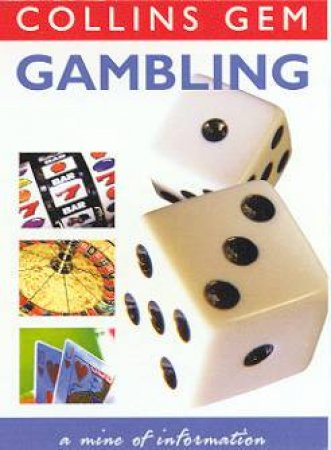 Collins Gem: Gambling by Various