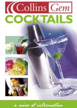 Collins Gem: Cocktails by Various
