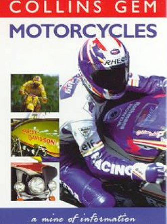 Collins Gem: Motorcycles by Various