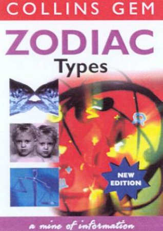 Collins Gem: Zodiac Types by Various