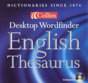 Collins Desktop Wordfinder English Thesaurus - CD-ROM by Various