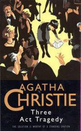 Three Act Tragedy by Agatha Christie