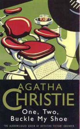 One Two Buckle My Shoe by Agatha Christie