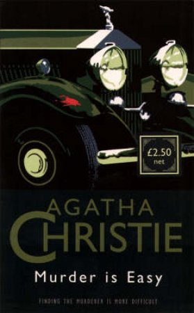 Murder Is Easy by Agatha Christie