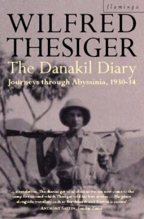Danakil Diary by Wilfred Thesiger