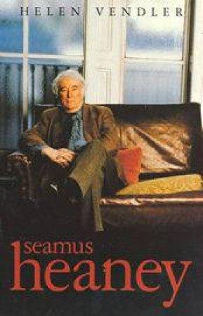Seamus Heaney by Helen Vendler