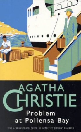Problem At Pollensa Bay by Agatha Christie