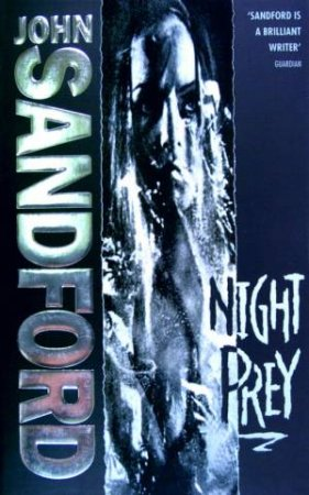 A Lucas Davenport Novel: Night Prey by John Sandford