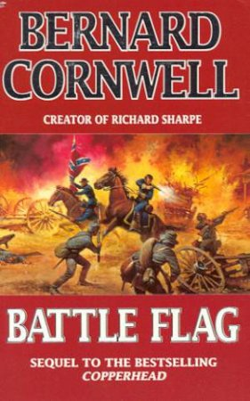 Battle Flag by Bernard Cornwell