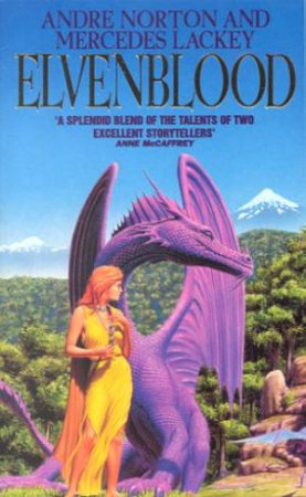 Elvenblood by Andre Norton & Mercedes Lakey