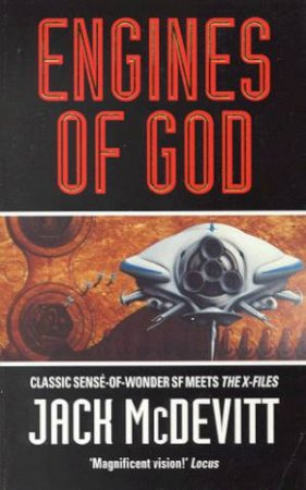 Engines Of God 01 : The engines of God by Jack McDevitt