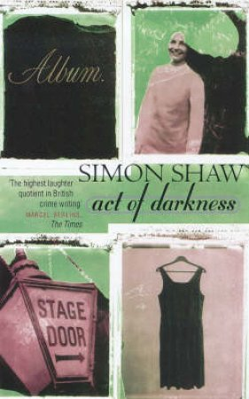 Act Of Darkness by Simon Shaw