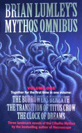 Mythos Omnibus Volume 1 by Brian Lumley
