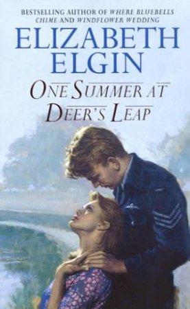 One Summer At Deer's Leap by Elizabeth Elgin