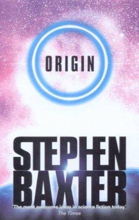 Origin by Stephen Baxter