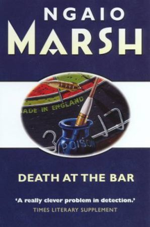 Death At The Bar by Ngaio Marsh