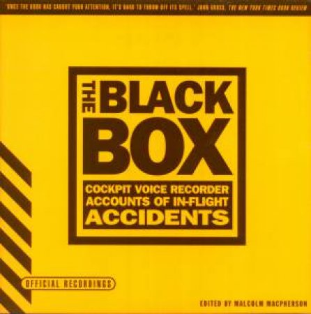 The Black Box by Malcolm Macpherson