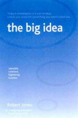 The Big Idea by Robert Jones