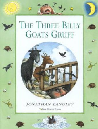 The Three Billy Goats Gruff by Jonathan Langley