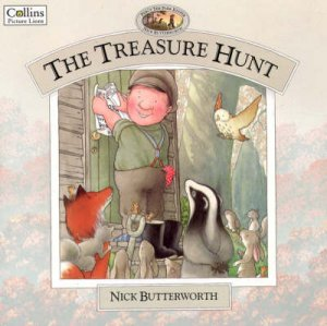 The Treasure Hunt by Nick Butterworth