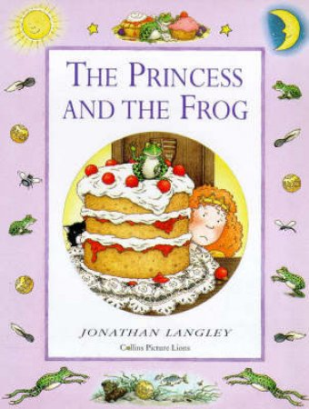 The Princess And The Frog by Jonathan Langley