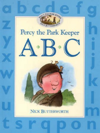 Learn With Percy ABC by Nick Butterworth