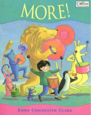 More! by Emma Chichester Clark