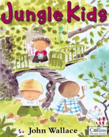 Jungle Kids by John Wallace