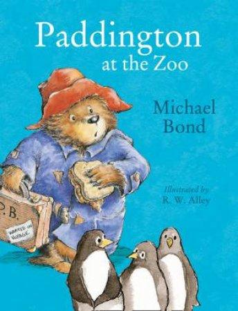 Paddington Library: Paddington At The Zoo