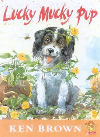 Lucky Mucky Pup by Ken Brown