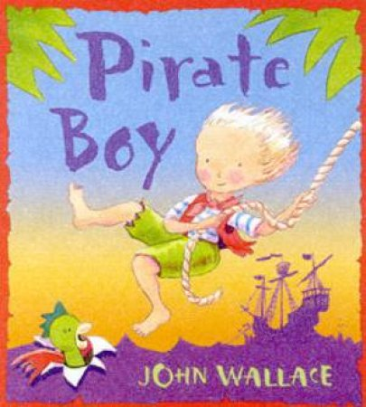 Pirate Boy by John Wallace