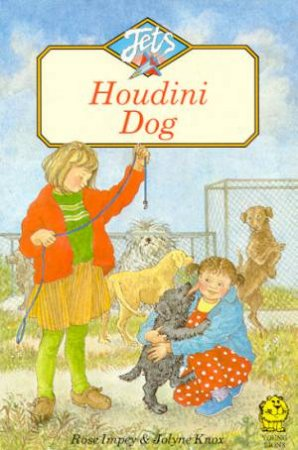 Jets: Houdini Dog by Rose Impey