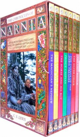 The Chronicles Of Narnia - Deluxe Paperback Box Set by C S Lewis