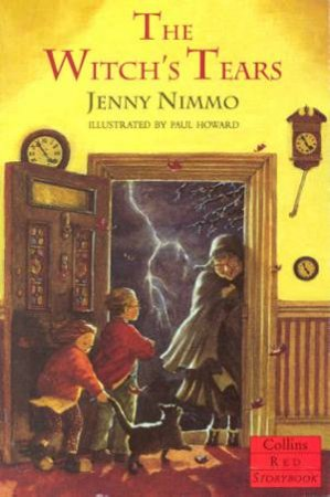 Collins Red Storybook: The Witch's Tears by Jenny Nimmo
