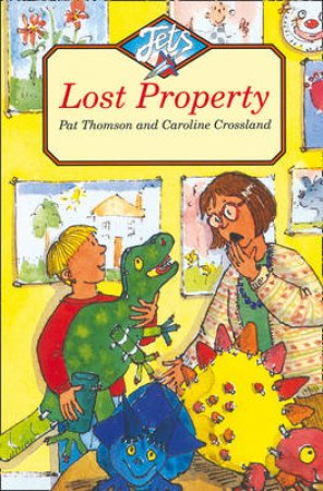Lost Property by Pat Thompson