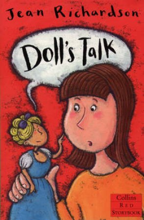 Collins Red Storybook: Doll's Talk by Jean Richardson