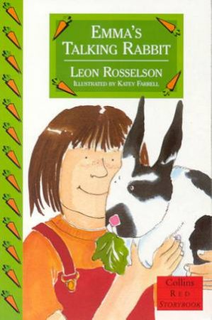 Collins Red Storybook: Emma's Talking Rabbit by Leon Rosselson